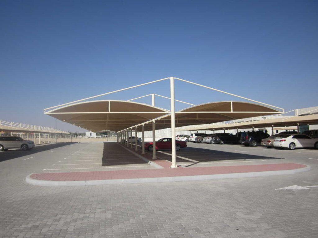 Car Parking Shades Manufacturers/Suppliers in Dubai/ Abu Dhabi/ Sharjah