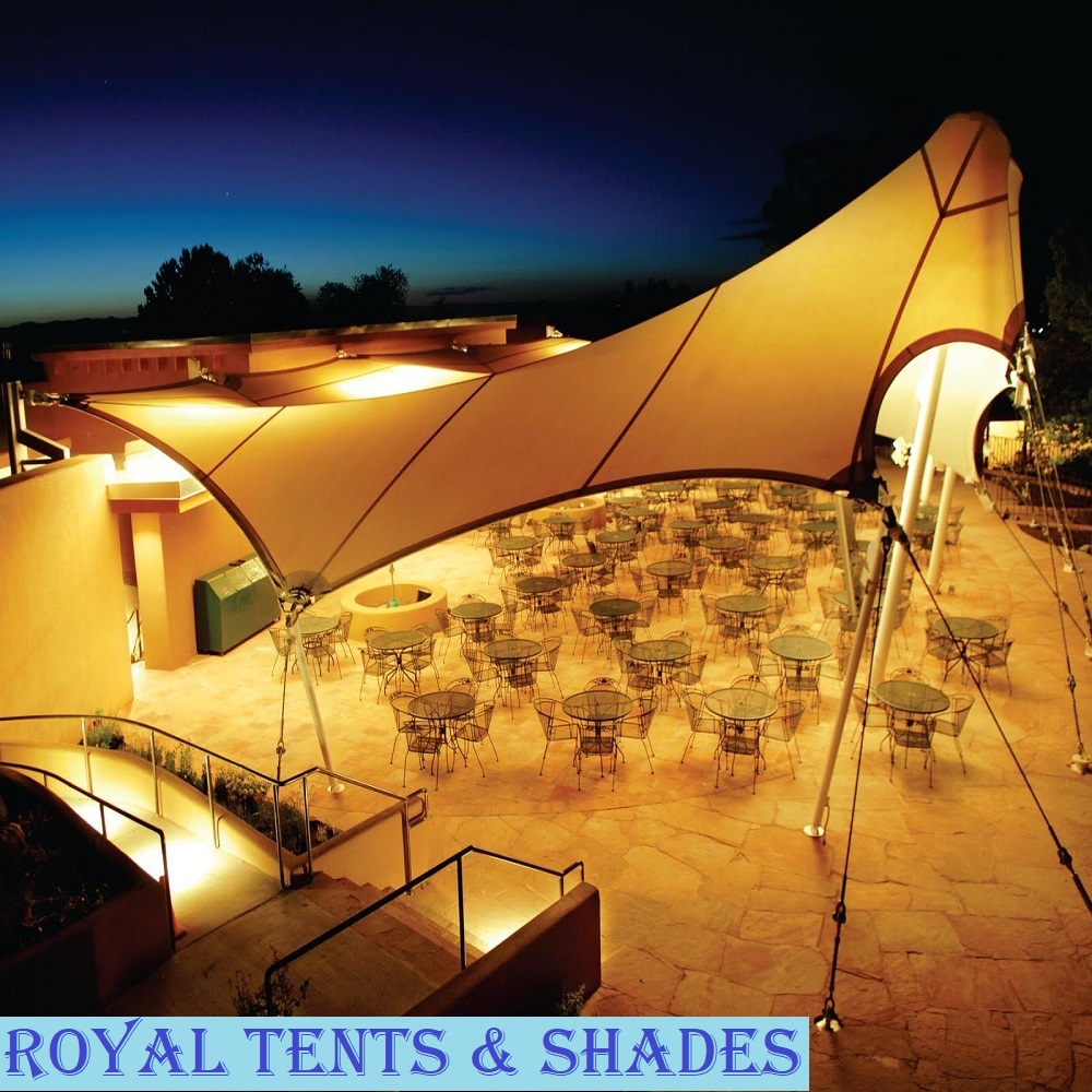 Royal Tents & Shades
