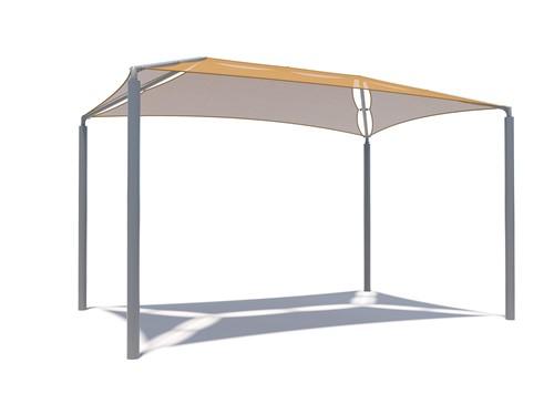 hip-multi-panel Royal Tents & Shades