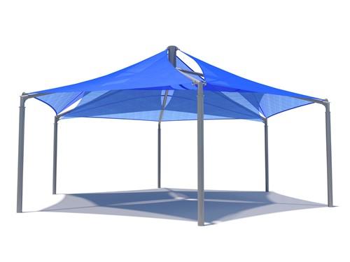 mariner-hexagon Royal Tents & Shades