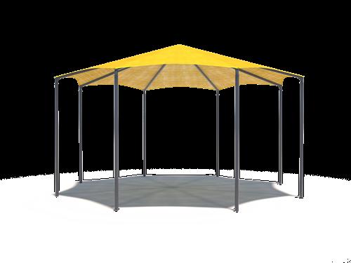 octagon Royal Tents & Shades