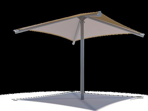 single-post-pyramid Royal tents & Shades