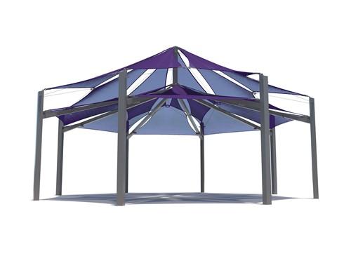 ss-octagon Royal Tents & Shades
