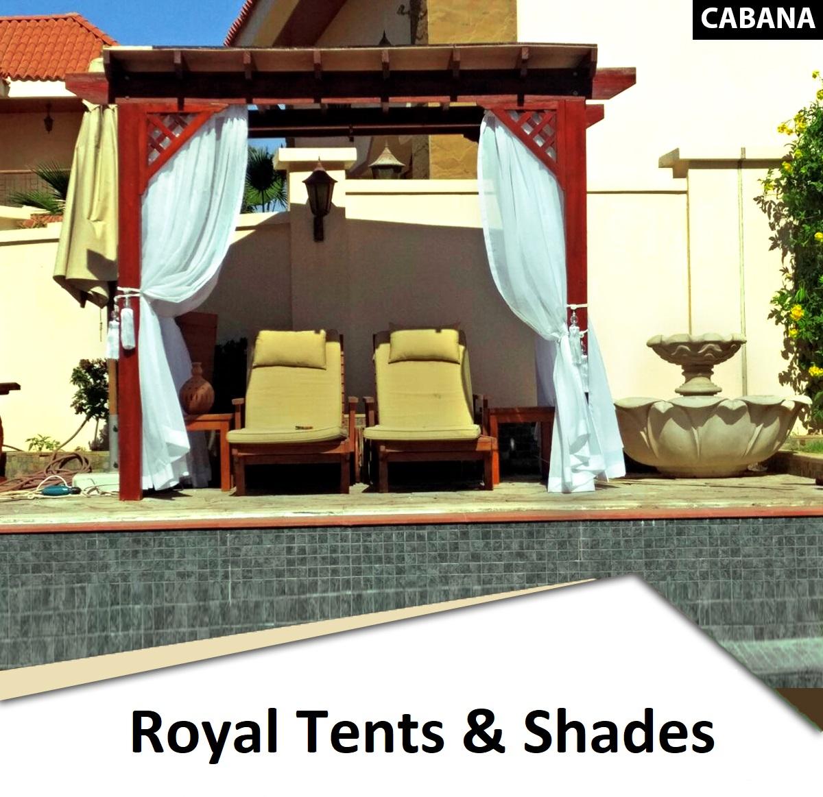 Cabana Royal Tents & Shades,
