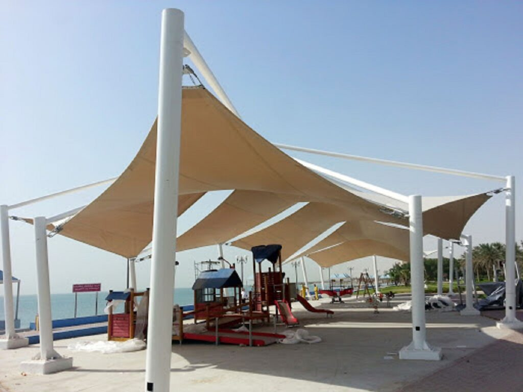 Royal Tensile Shade
